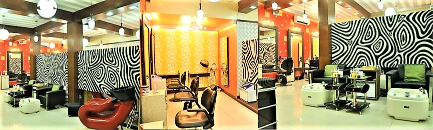 Ethereal Unisex Studio Salon