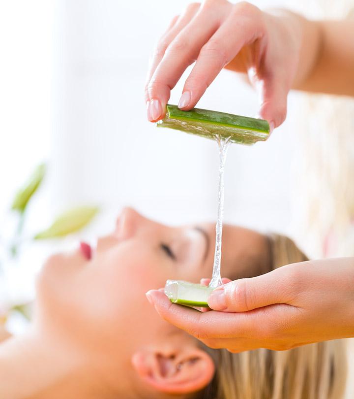 Benefits of aloe vera on skin