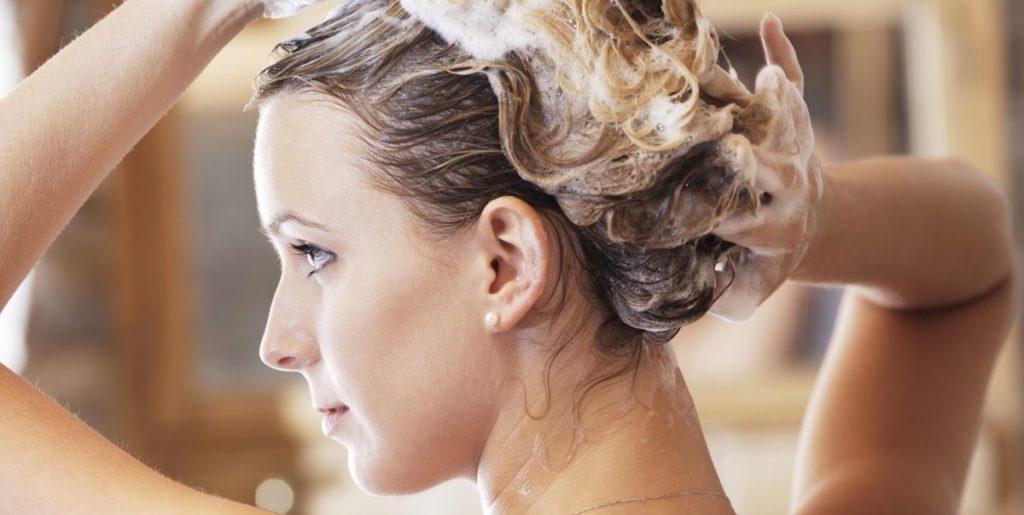 Use sulfate free shampoo
