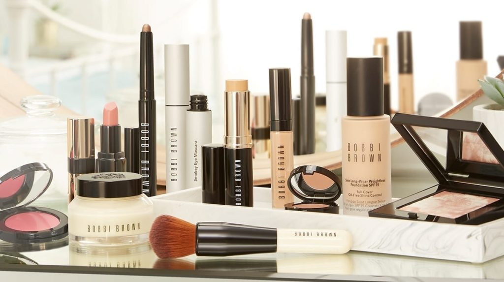 Bobbi Brown makeup brand Lokaci blog.