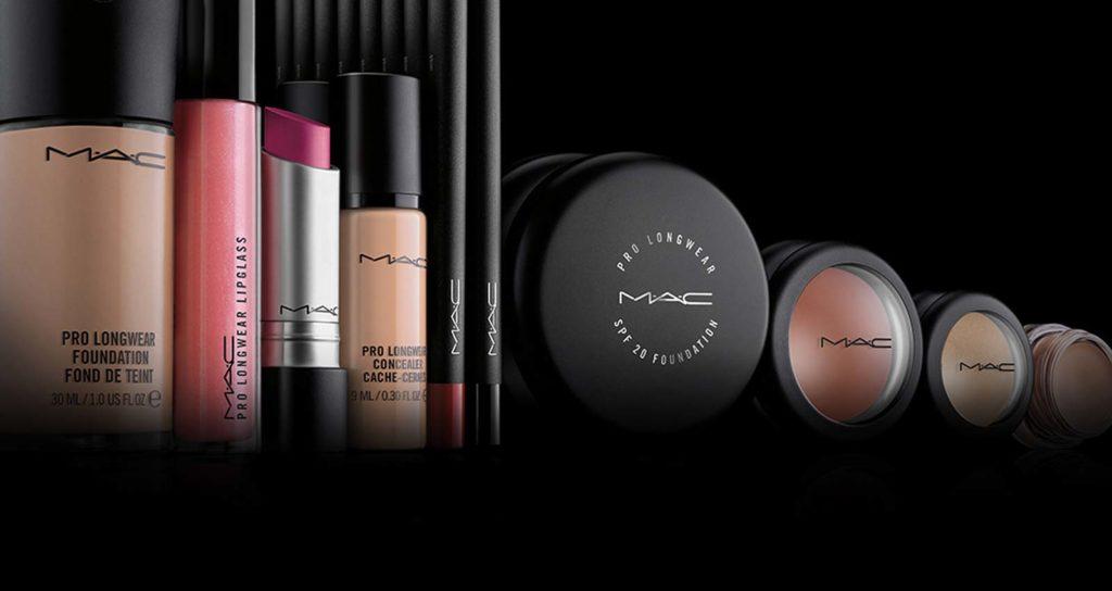 M.A.C makeup brand  Lokaci