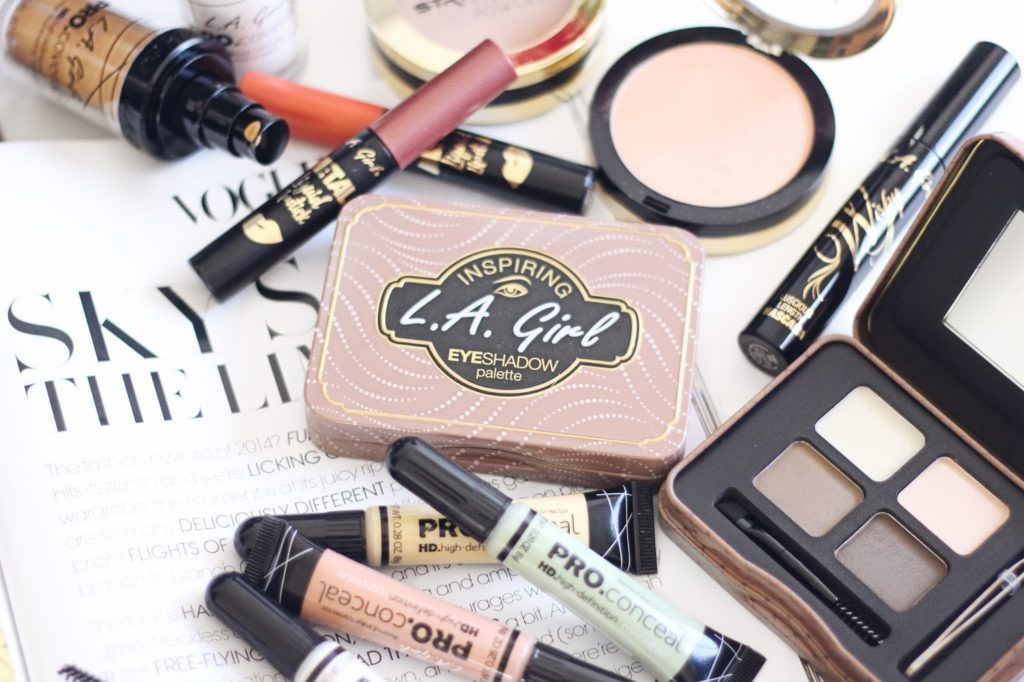 "L>a Girls makeup brand Lokaci Blog"" class=""wp-image-945″ width=""644″ height=""428″/><figcaption>Processed with VSCO with a5 preset</figcaption></figure>    <p>ed in 1985. L.A. Girl is all about bringing artistry to life by providing premium quality color cosmetics to all makeup users. </p>    <h4>Best makeup product of L.A. girl </h4>    <p> L.A. Girl pro conceal HD concealer </p>    <p> L.A. Girl matt flat finish pigment gloss </p>    <h3><a href="