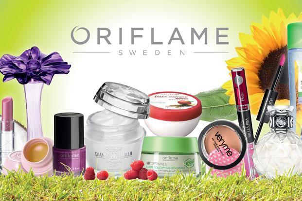Oriflame top makeup brand in India Lokaci Blog
