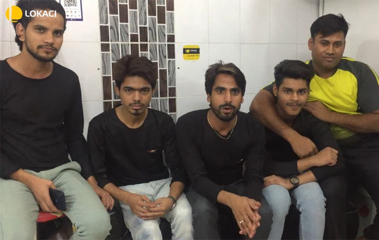 LOKACI A-One Salon Team