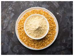 Gram flour benefits for skin